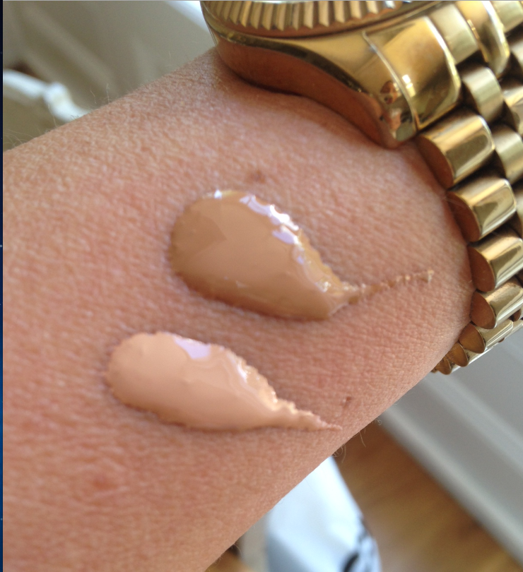 swatch of Resultime CC Cream