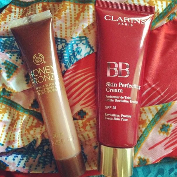 Clarins BB cream