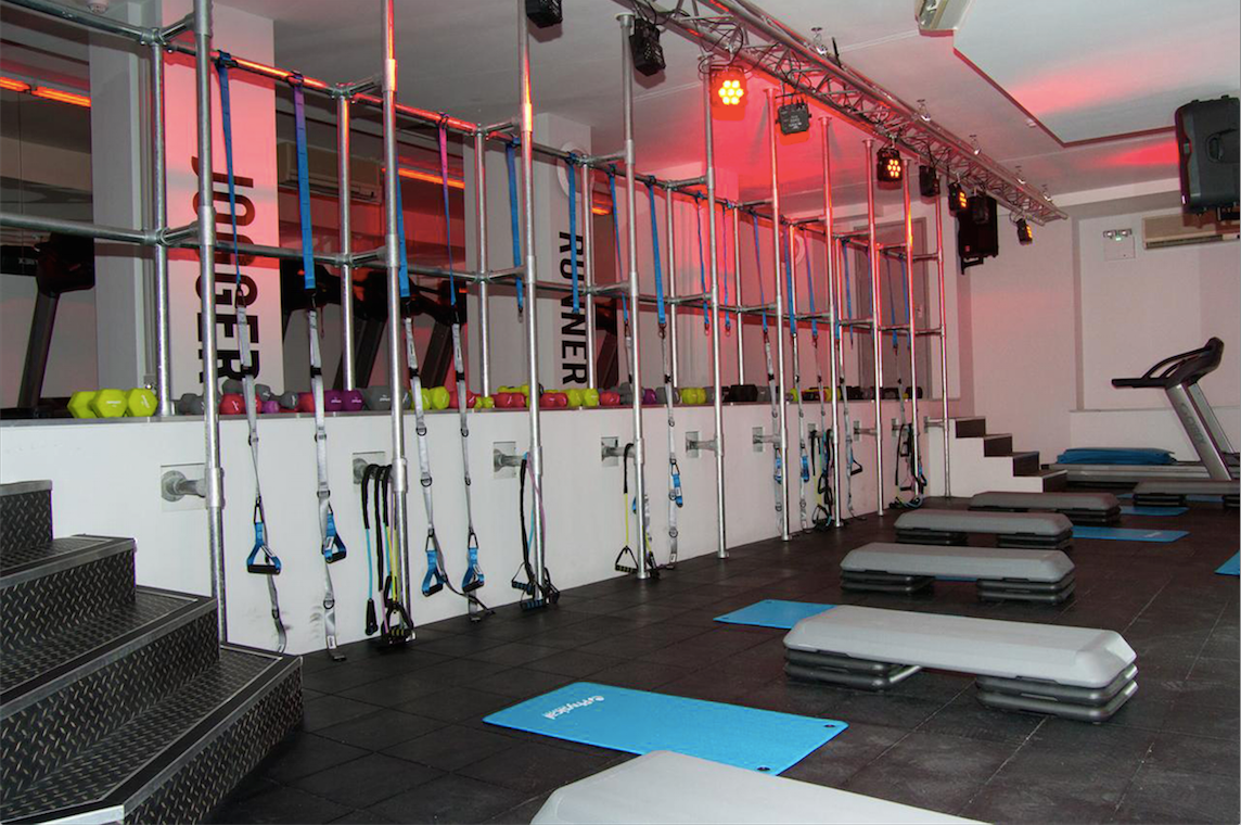 poles in project fit