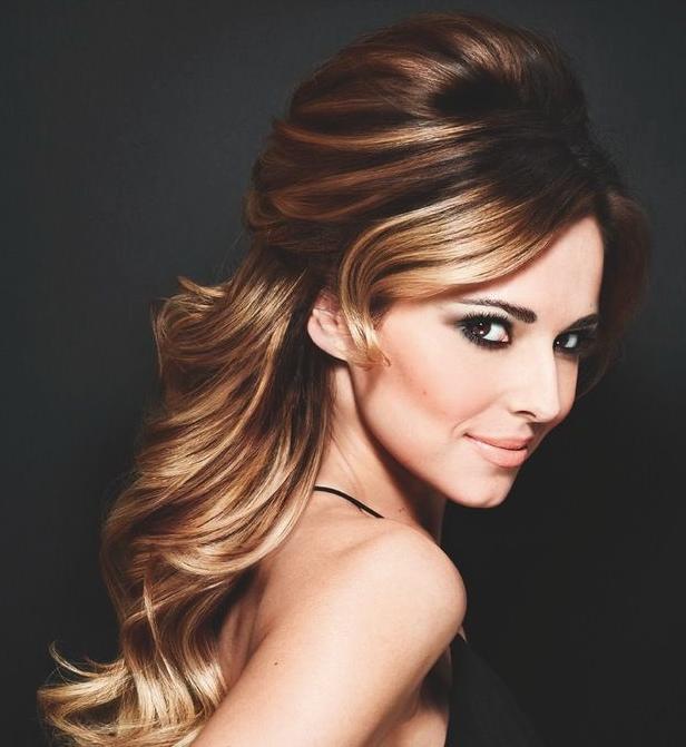 Cheryl Versini-Fernandez L'Oreal Elnett
