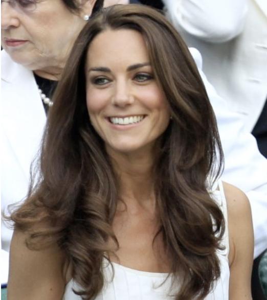Kate Middleton via Pinterest