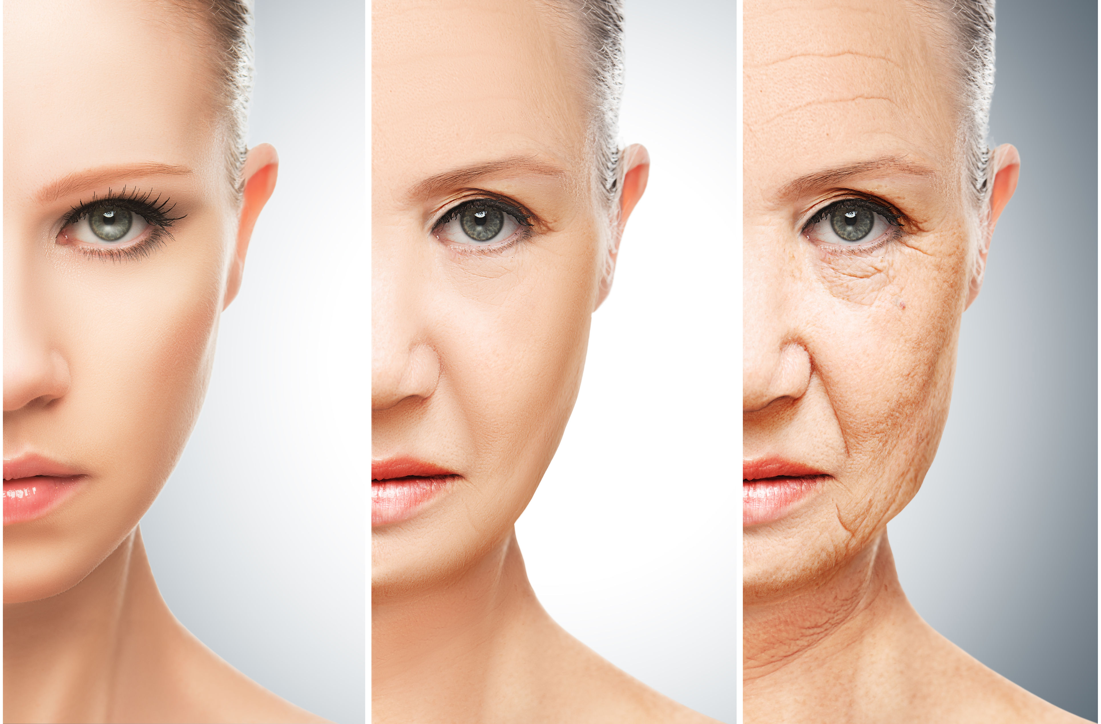 ageing lady