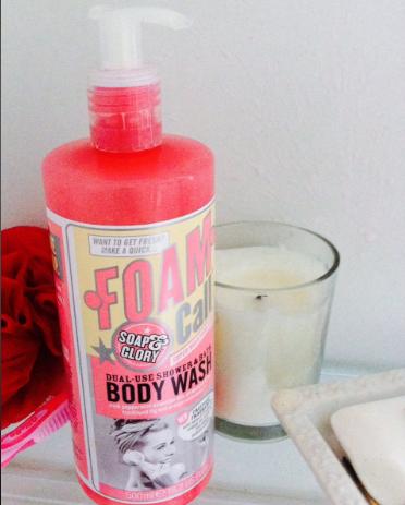 Soap_&_Glory_Foam_Call
