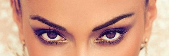 nicole sch gold eyeliner