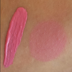 swatch vivid blush lacquer