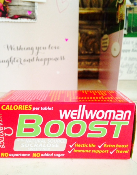 Wellwoman Boost