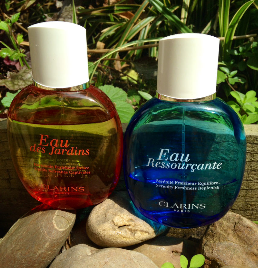 clarins eau fragrances