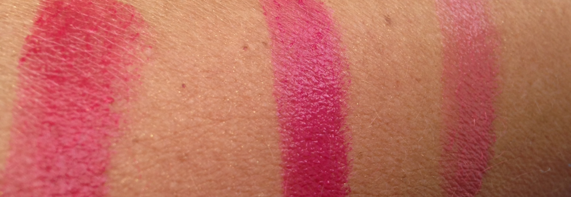 swatch of Rumour Has It from Rimmel