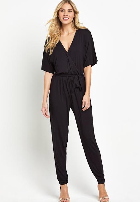 Kimono Wrap Jumpsuit from Very.co.uk, £29