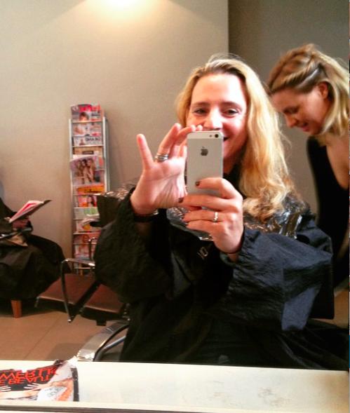 lisa before hair
