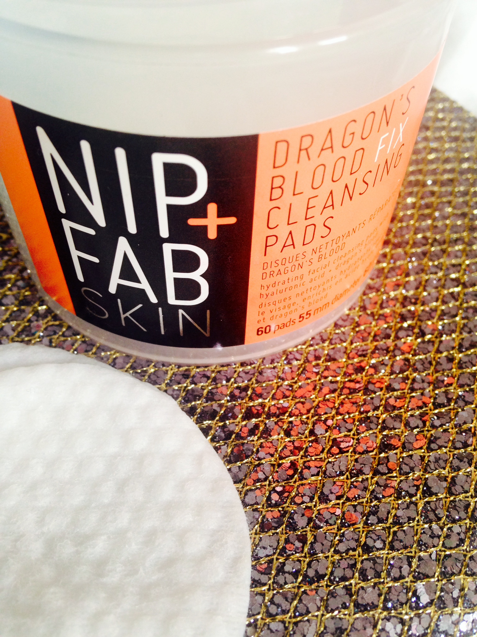 Nip+Fab-Dragon's-Blood-Fix-Cleansing-Pads