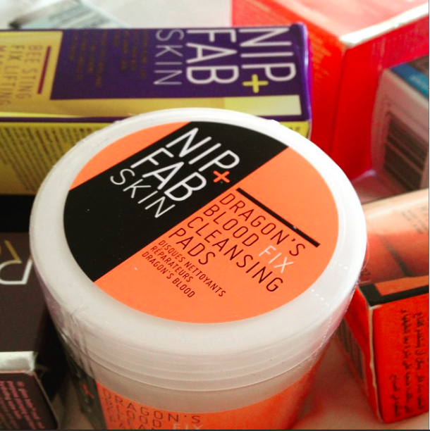 Nip+Fab Skincare Goodies