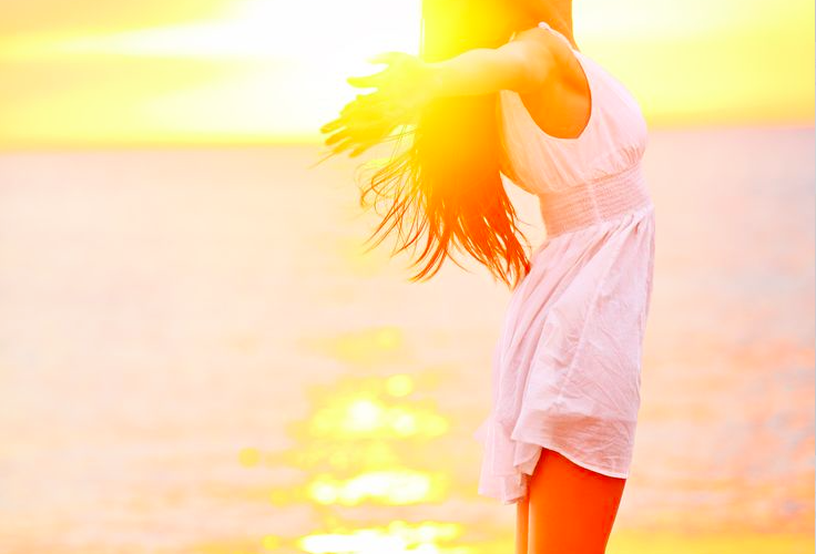 Get Happy with The Sunshine Vitamin D3