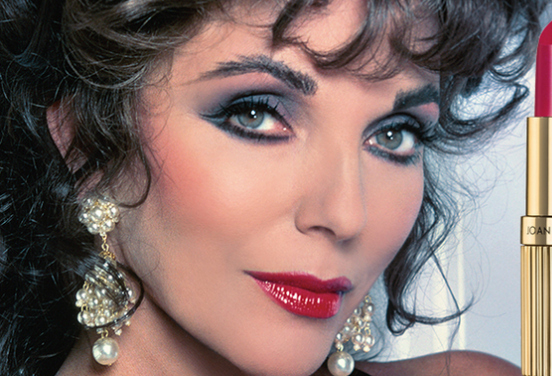 Timeless Beauty Makeup Range by Joan Collins