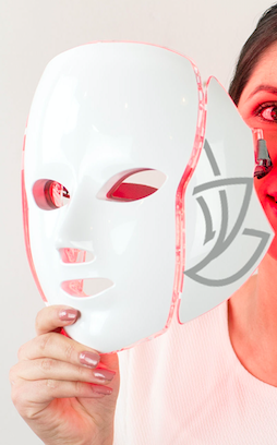 Neoelegance LED mask